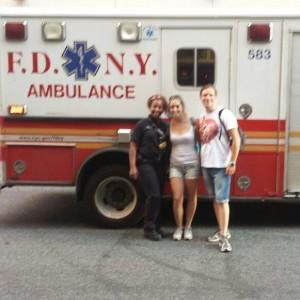 ambulanza americana
